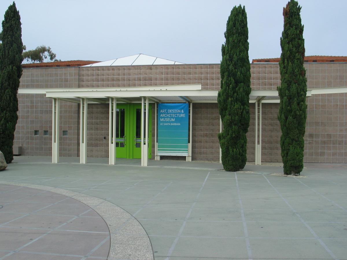 Art, Design And Architecture Museum At U.C. Santa Barbara