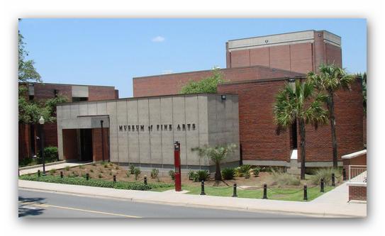 Florida State University Museum of Fine Arts - Tallahassee FL